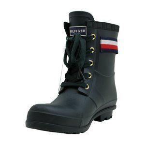 Brand New Tommy Hilfiger Trineti Closed Toe Boots